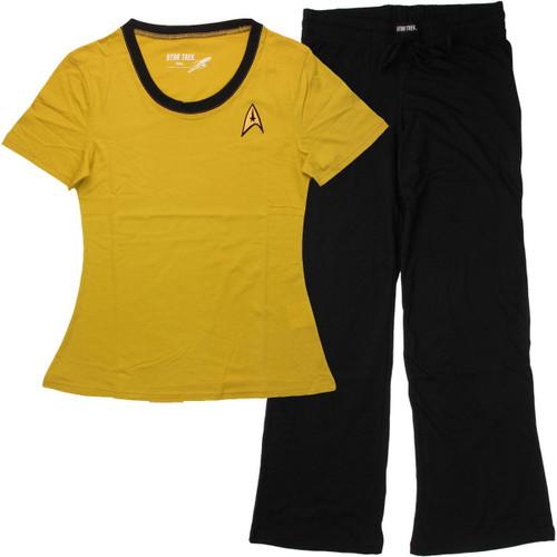 Star Trek Command Junior Pajama Set