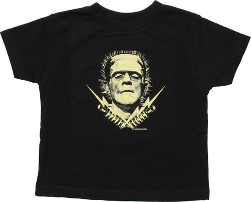 Frankenstein Transformers Toddler T Shirt
