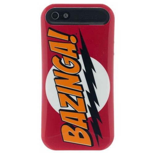 Big Bang Theory Bazinga iPhone 5 Phone Case