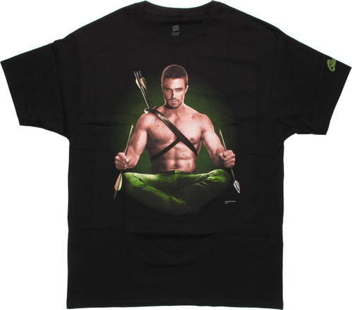 Green Arrow TV Arrow Snap T Shirt