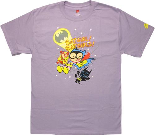 Batgirl Tiny Titans Batgirls T Shirt