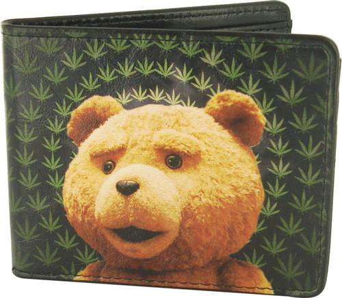 Ted Leaf Swirl Wallet