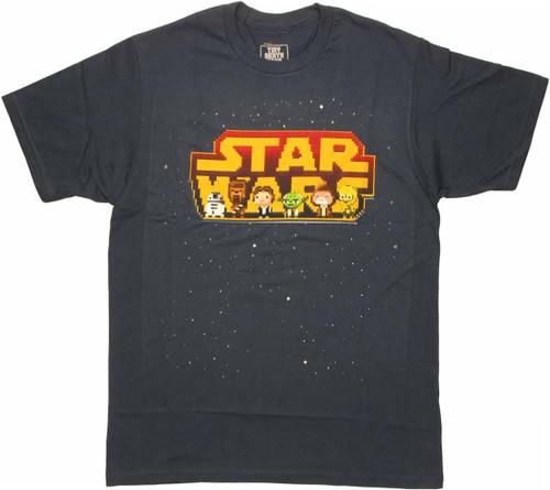 Star Wars Tiny Death Star Rebels T Shirt Sheer