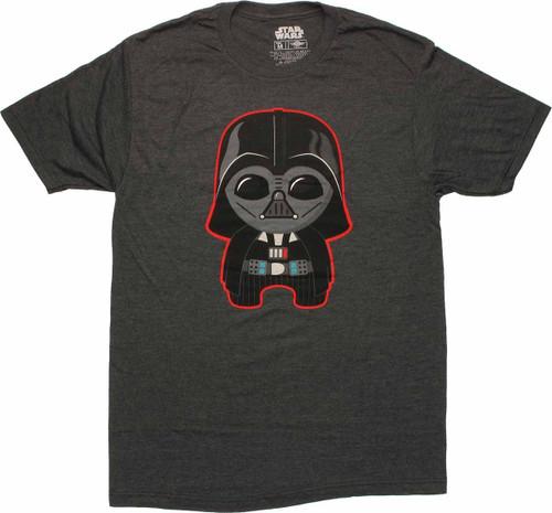 Star Wars Toy Darth Vader T Shirt Sheer