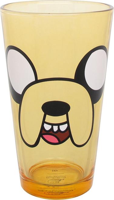 Adventure Time Jake Pint Glass