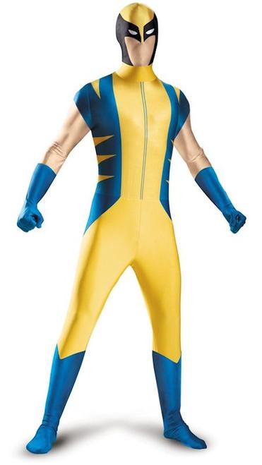 X Men Wolverine Deluxe Bodysuit Costume
