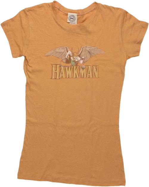 Hawkman Flight Baby Tee