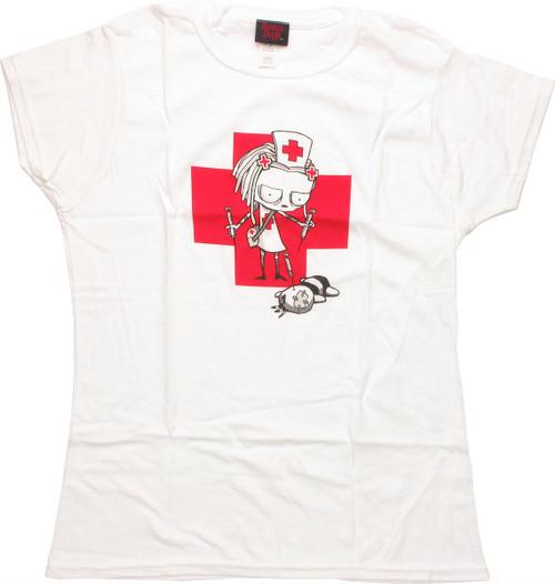 Lenore Nurse Baby Tee