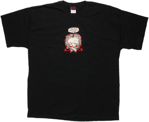 Lenore Touch Me and Gain a Stump T Shirt