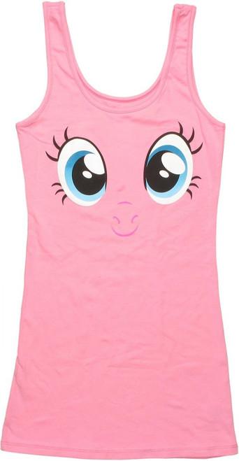 My Little Pony Pinkie Pie Eyes Tank Top Dress