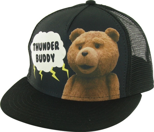 Ted Thunder Buddy Trucker Hat 2d8062aee861