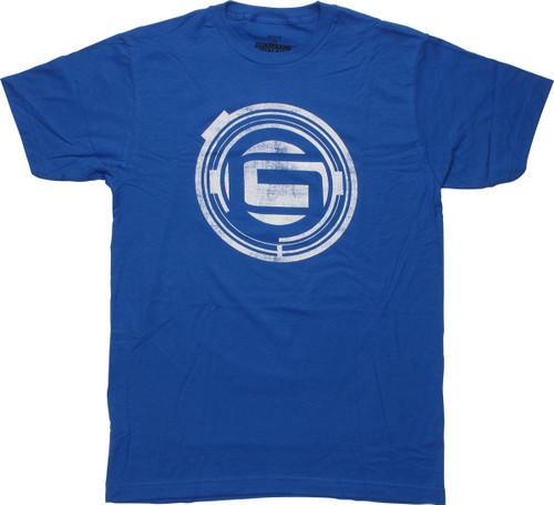 Guardians of the Galaxy Logo T Shirt Sheer