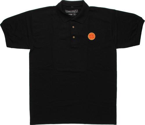 344985b6 Dragon Ball Z Four Star Polo Shirt