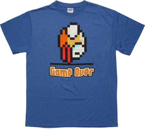 Flappy Bird Game Over T Shirt
