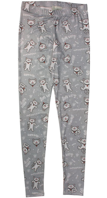 Big Bang Theory Soft Kitty Leggings
