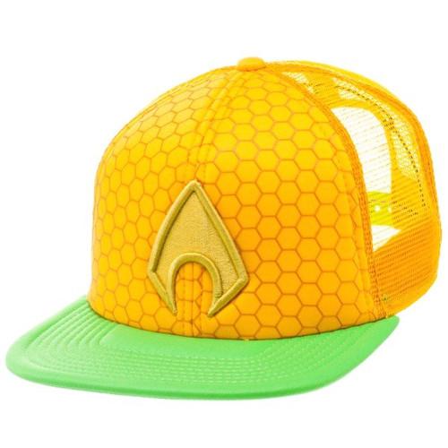 Aquaman Logo Trucker Hat