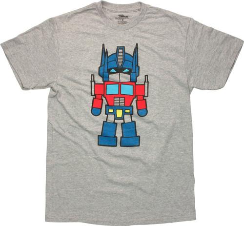 Transformers Optimus Prime SD T Shirt