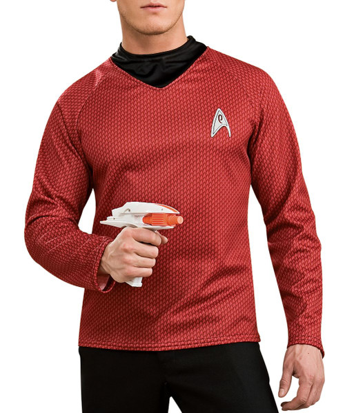 Star Trek Into Darkness Scotty Costume Shirt