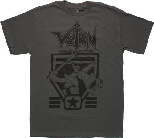 Voltron Star Emblem T Shirt