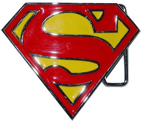 Superman Belt Buckles