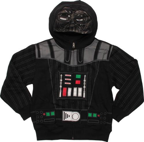 Star Wars Darth Vader Masked Youth Hoodie