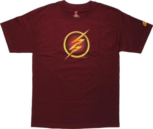 Flash TV Symbol T Shirt