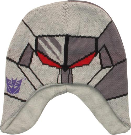 Transformers Megatron Head Beanie