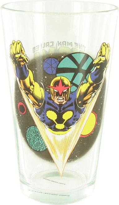 Nova Pint Glass