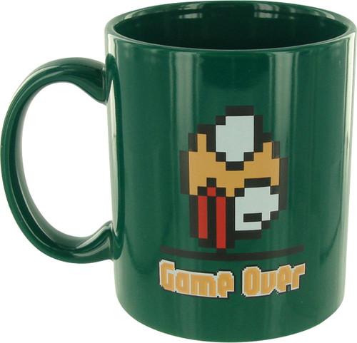 Flappy Bird Game Over Mug