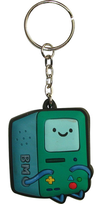 Adventure Time Beemo Keychain
