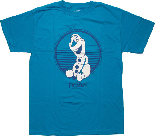 Frozen Olaf Sitting T Shirt