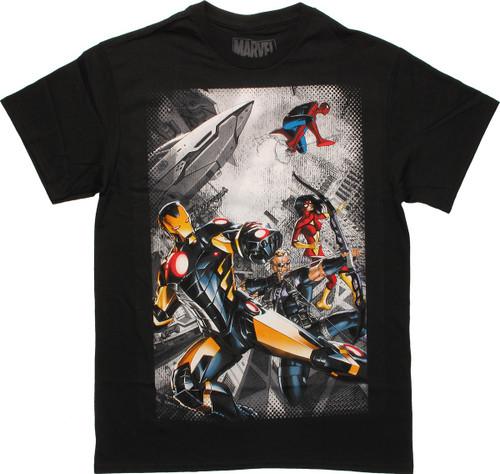 Avengers #3 Cover Art T Shirt