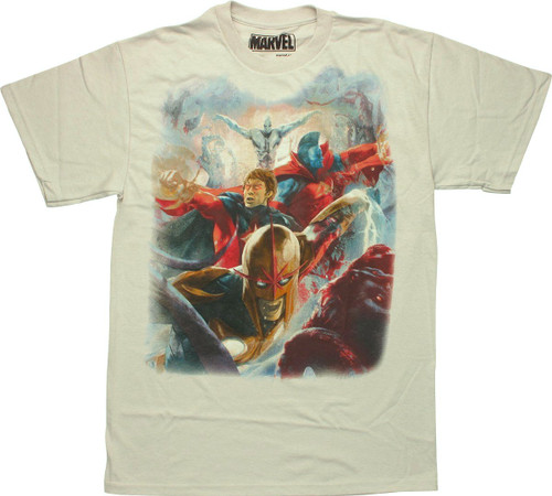 Marvel Thanos Imperative #5 Cover Art T Shirt