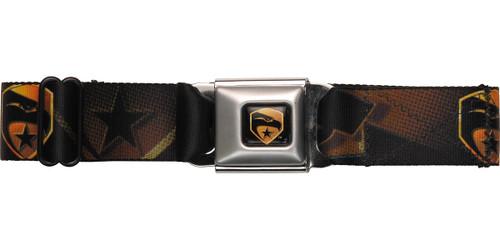 GI Joe Eagle Logo Seatbelt Mesh Belt