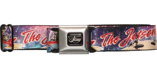 Jetsons Family Space Ship Seatbelt Mesh Belt