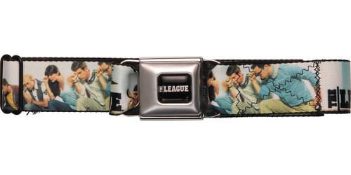 League Cast Seatbelt Mesh Belt