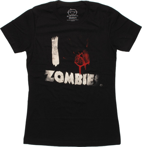 Goodie Two Sleeves I Handprint Zombies Baby Tee