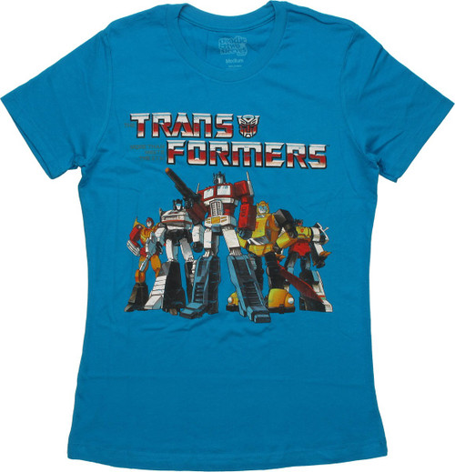 Transformers Vintage Autobot Crew Baby Tee