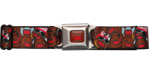 Domo Kun Group Seatbelt Mesh Belt