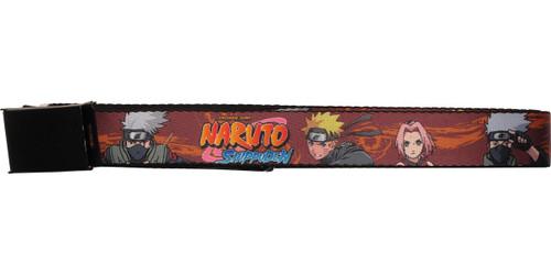 Naruto Sakura and Kakashi Mesh Belt