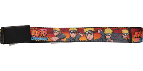 Naruto Poses and Battle Stances Mesh Belt