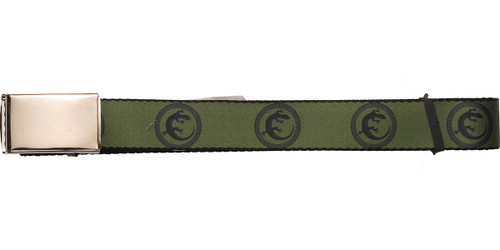 san francisco 5be49 4ae62 Ender's Game Salamander Army Logo Green Mesh Belt