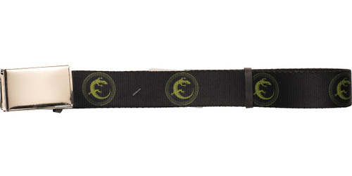 Ender's Game Salamander Army Logo Black Mesh Belt