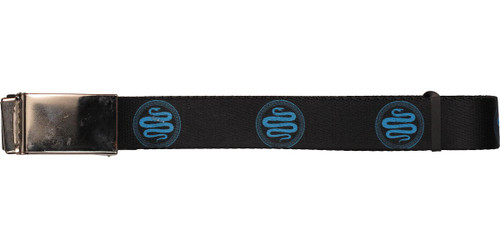 Ender's Game Asp Army Logo Black Mesh Belt