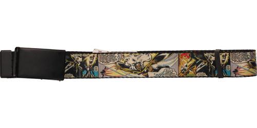 X Men Storm Comic Panels Mesh Belt