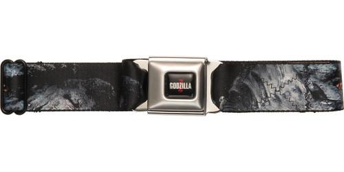 Godzilla Eye Seatbelt Belt