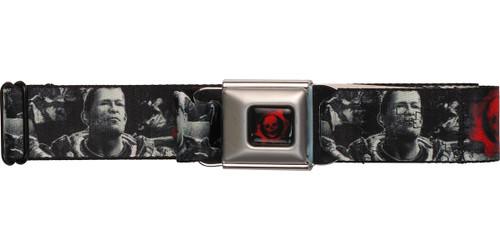 Gears of War Judgment Group Pose Seatbelt Belt