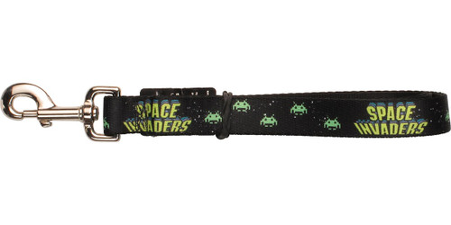 Atari Space Invaders Aliens Pet Leash