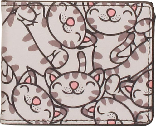 Big Bang Theory Soft Kitty Collage Wallet