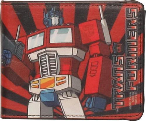 Transformers Optimus Prime Wallet